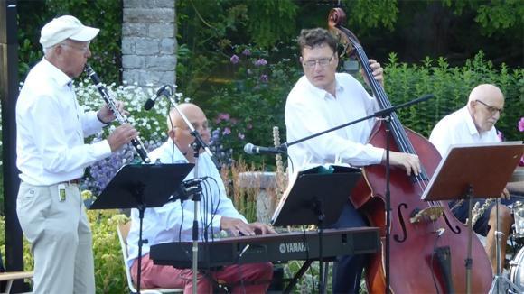 Swingmusik i Botan