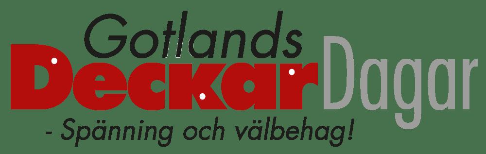Gotlands Deckardagar